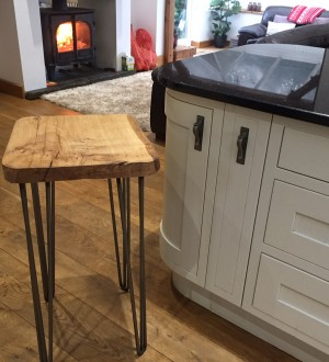 Four Leg Bar Stools