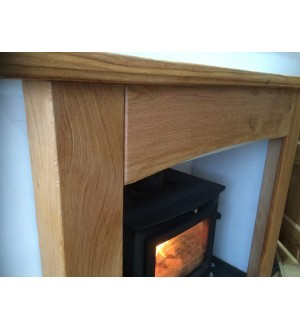 Traditional fire surround